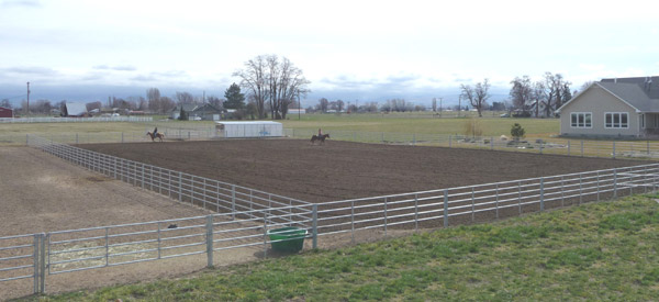 Noble Panels Riding Arenas