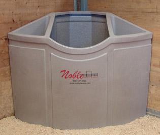 Stall Corner Feeder Noble Panels