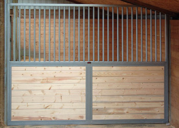 Noble Panels Horse Stall Dividers
