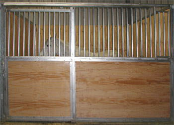 Noble Panels Horse Stalls And Square Tube Stall Fronts