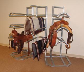 Freestanding Saddle Racks Wall Mount Amp Panel Mount