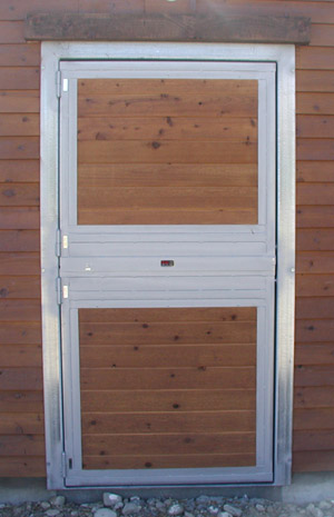 Full Width Grilled Divider & Noble Panels - Horse Stall Doors u0026 Custom Grill Work
